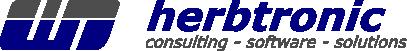 Herbtronic Logo